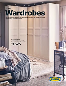 Homeware & Furniture offers in the Ikea catalogue in Brisbane QLD
