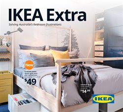 Offers from Ikea in the Brisbane QLD catalogue