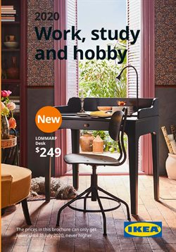 Homeware & Furniture offers in the Ikea catalogue in Hobart TAS ( More than one month )