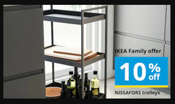 Ikea coupon ( 28 days left )