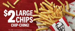 Offers from KFC in the Lakes Entrance VIC catalogue