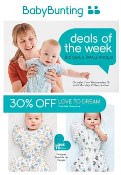 Baby Bunting catalogue ( 3 days left )