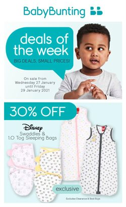 Baby Bunting catalogue ( Expires today )