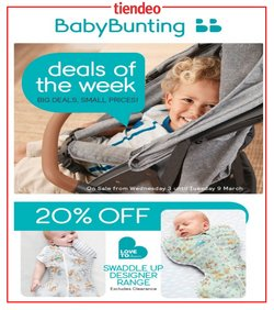 Baby Bunting catalogue ( Expired )
