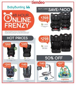 Kids, Toys & Babies offers in the Baby Bunting catalogue in Sydney NSW ( Expires tomorrow )