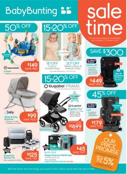 Kids, Toys & Babies specials in the Baby Bunting catalogue ( 1 day ago)