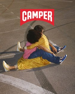 Clothing, Shoes & Accessories specials in the Camper catalogue ( Expires today)