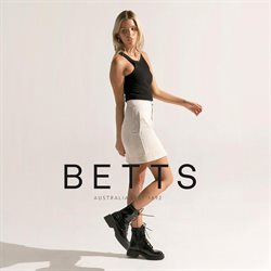 Betts catalogue ( More than one month )