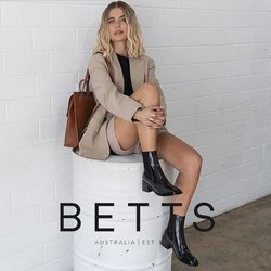 Betts specials in the Betts catalogue ( Expires today)