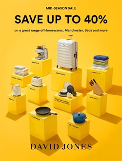 Offers from David Jones in the Newcastle NSW catalogue