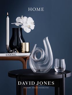 Offers from David Jones in the Brisbane QLD catalogue