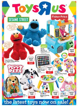 Toys & Babies offers in the ToysRus catalogue in Brisbane QLD