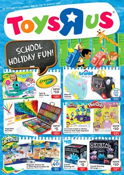 Offers from ToysRus in the Sydney NSW catalogue