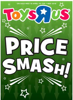 Toys & Babies offers in the ToysRus catalogue in Adelaide SA