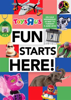 Toys & Babies offers in the ToysRus catalogue in Sydney NSW