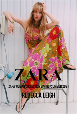 Zara specials in the Zara catalogue ( More than one month)