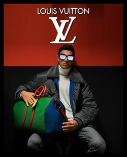 Luxury Brands offers in the Louis Vuitton catalogue ( Expires tomorrow )