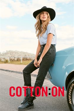 Offers from Cotton On in the Adelaide SA catalogue