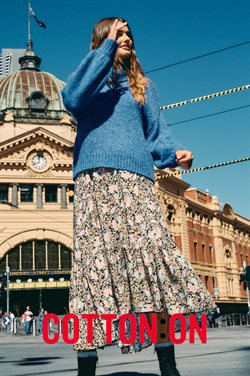 Cotton On catalogue in Adelaide SA ( 12 days left )
