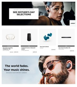 Bose specials in the Bose catalogue ( Expired)