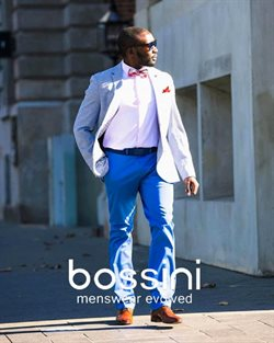 Bossini catalogue ( More than one month )