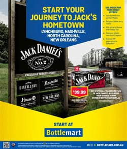 Offers from Bottlemart in the Perth WA catalogue