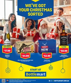 Offers from Bottlemart in the Sydney NSW catalogue