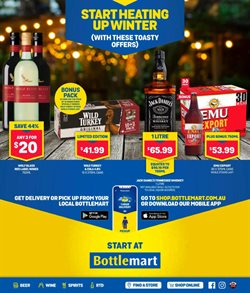 Bottlemart catalogue in Perth WA ( 2 days ago )