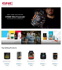 Offers from GNC Livewell in the Melbourne VIC catalogue