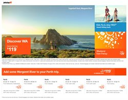 Offers from Jetstar in the Sydney NSW catalogue
