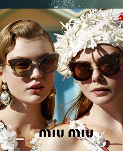 Offers from Miu Miu in the Melbourne VIC catalogue