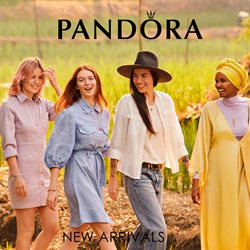 Pandora catalogue ( More than one month )