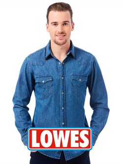 Offers from Lowes in the Adelaide SA catalogue
