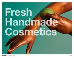 Offers from Lush Cosmetics in the Brisbane QLD catalogue