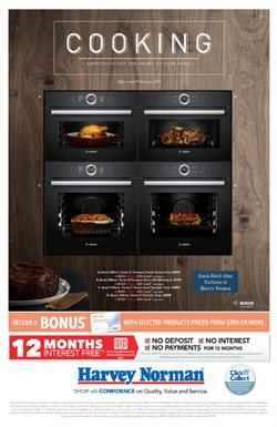 Offers from Harvey Norman in the Baldivis WA catalogue