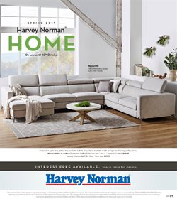 Offers from Harvey Norman in the Perth WA catalogue