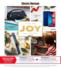 Offers from Harvey Norman in the Melbourne VIC catalogue