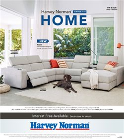Department Stores offers in the Harvey Norman catalogue in Perth WA ( 3 days left )