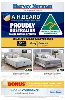 Harvey Norman catalogue ( 7 days left )