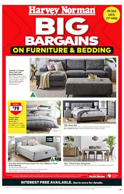 Harvey Norman catalogue ( 14 days left )