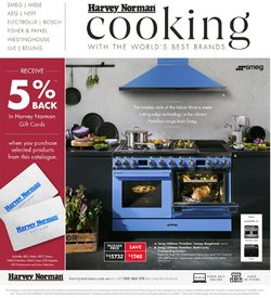 Harvey Norman catalogue ( 10 days left )