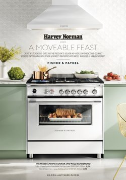 Department Stores specials in the Harvey Norman catalogue ( More than one month)