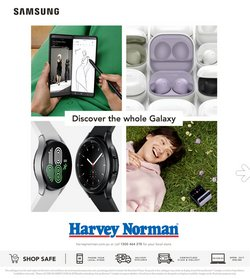 Department Stores specials in the Harvey Norman catalogue ( 10 days left)