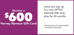 Harvey Norman coupon ( 10 days left )