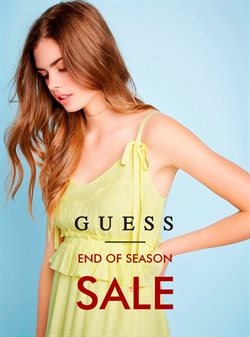 Sales offers in the Guess catalogue in Sydney NSW