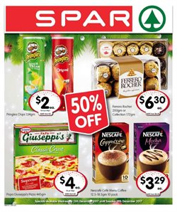 Grocery offers in the Spar catalogue in Sydney NSW