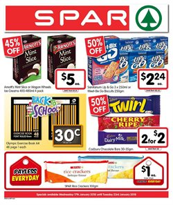 Offers from Spar in the Sydney NSW catalogue