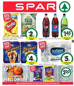 Grocery offers in the Spar catalogue in Dorrigo NSW