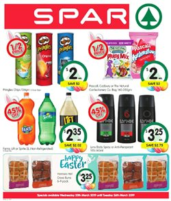 Offers from Spar in the Canberra ACT catalogue