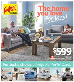 Homeware & Furniture offers in the Fantastic Furniture catalogue in Rockingham WA
